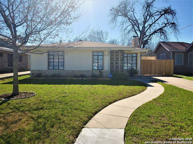 1614 Texas Ave, San Antonio, TX 78201 (MLS #1430967) :: BHGRE HomeCity