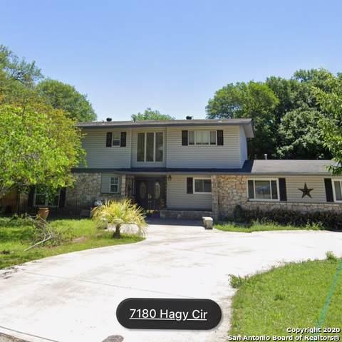 7110 Hagy Circle, San Antonio, TX 78216 (MLS #1432328) :: BHGRE HomeCity