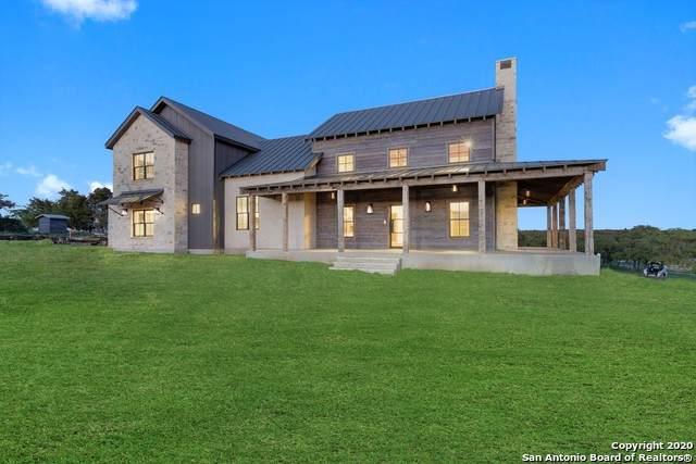 128 Inspiration Loop, Fredericksburg, TX 78624 (MLS #1432697) :: The Glover Homes & Land Group