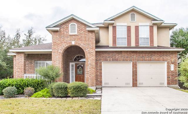 18707 Rogers Pass, San Antonio, TX 78258 (#1434044) :: The Perry Henderson Group at Berkshire Hathaway Texas Realty
