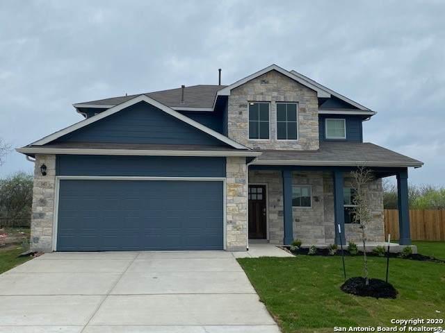 547 Mallow Drive, New Braunfels, TX 78130 (MLS #1435760) :: Neal & Neal Team