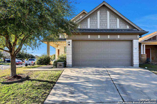 101 Silo St, San Marcos, TX 78666 (MLS #1436344) :: BHGRE HomeCity