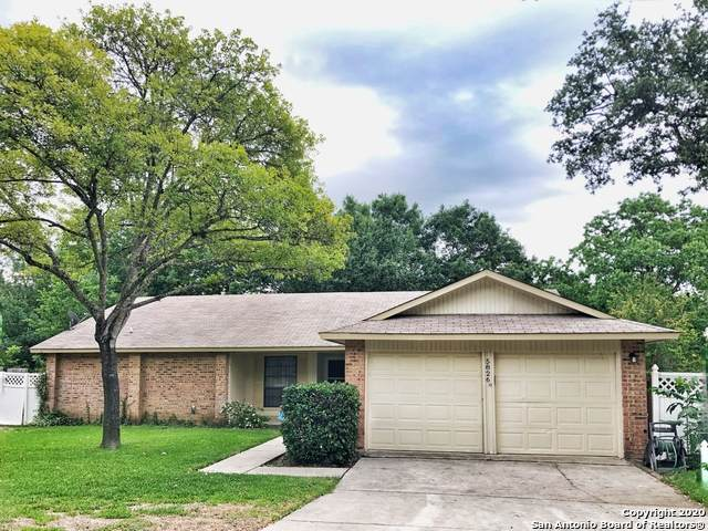 5826 Sky Country St, San Antonio, TX 78247 (MLS #1440308) :: The Heyl Group at Keller Williams