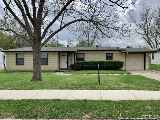 1022 Morey Peak Dr, San Antonio, TX 78213 (MLS #1442525) :: The Gradiz Group