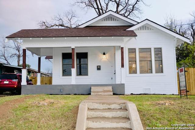 1118 Iowa St, San Antonio, TX 78203 (MLS #1444058) :: BHGRE HomeCity San Antonio