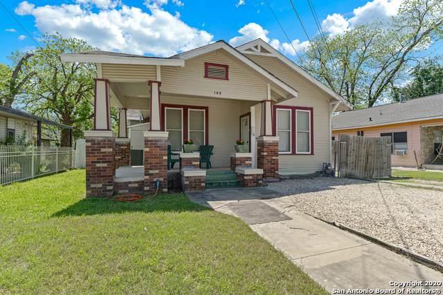 140 Saint Francis Ave, San Antonio, TX 78204 (MLS #1449114) :: The Losoya Group
