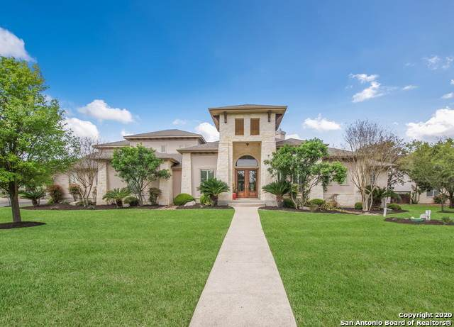 8035 Tradition Oak, Boerne, TX 78015 (MLS #1449494) :: Carter Fine Homes - Keller Williams Heritage