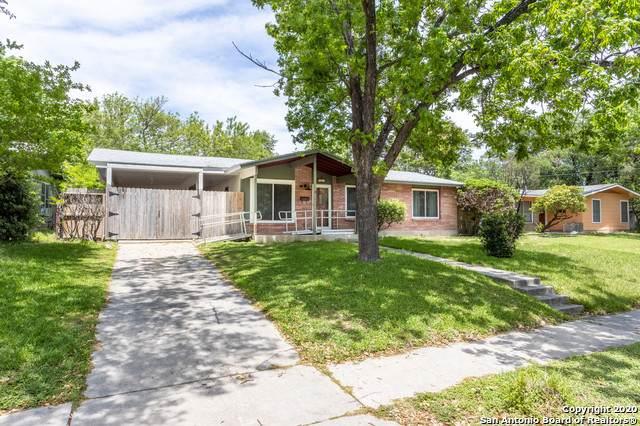 507 Pilgrim Dr, San Antonio, TX 78213 (MLS #1454246) :: Carolina Garcia Real Estate Group