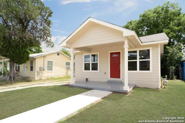 118 Pruitt Ave, San Antonio, TX 78204 (MLS #1456472) :: Berkshire Hathaway HomeServices Don Johnson, REALTORS®
