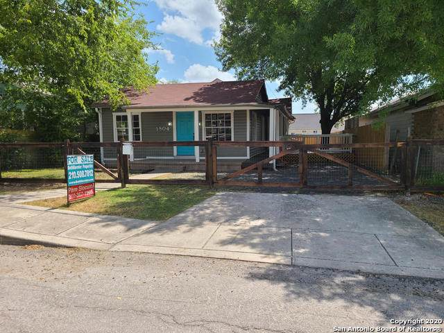 1804 N Hamilton St, San Antonio, TX 78201 (MLS #1456659) :: Alexis Weigand Real Estate Group
