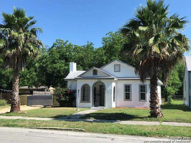 513 Greer St, San Antonio, TX 78210 (MLS #1458242) :: Alexis Weigand Real Estate Group