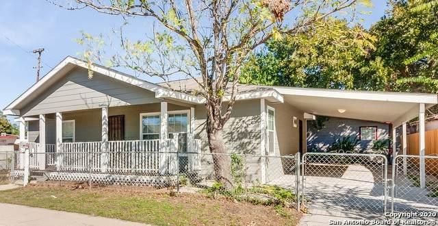 902 Clark Ave, San Antonio, TX 78210 (MLS #1458411) :: Carter Fine Homes - Keller Williams Heritage