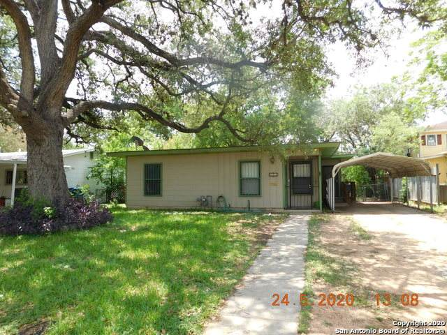 134 E Hutchins Pl, San Antonio, TX 78221 (MLS #1459829) :: Concierge Realty of SA