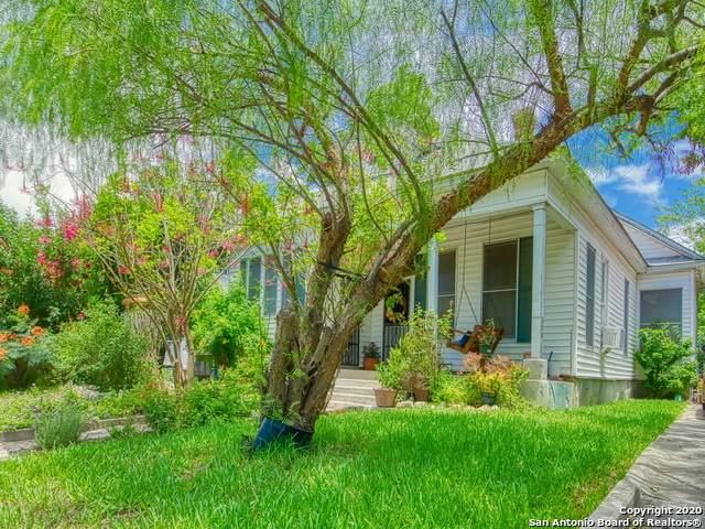 315 Florida St, San Antonio, TX 78210 (MLS #1460497) :: The Castillo Group