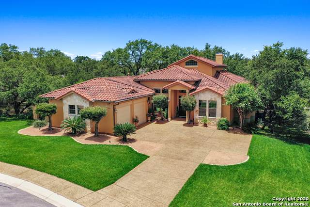 24911 Estancia Cir, San Antonio, TX 78260 (MLS #1467636) :: BHGRE HomeCity San Antonio