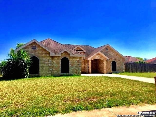 1900 Water Willow, Weslaco, TX 78596 (MLS #1468541) :: Neal & Neal Team