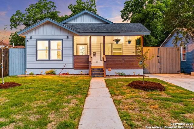 411 Avant Ave, San Antonio, TX 78210 (MLS #1474326) :: 2Halls Property Team | Berkshire Hathaway HomeServices PenFed Realty