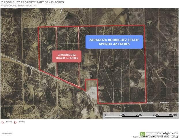 2 Wormser, Laredo, TX 78046 (MLS #1474829) :: The Mullen Group | RE/MAX Access