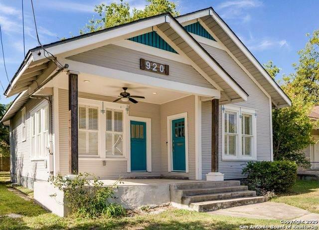 920 Burleson, San Antonio, TX 78202 (MLS #1477017) :: REsource Realty