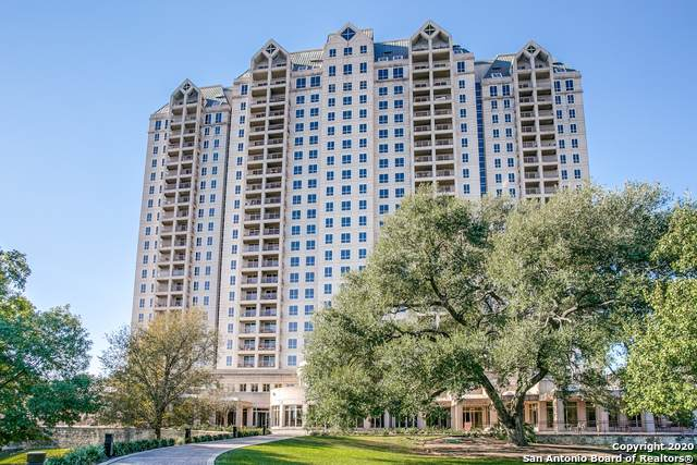 1 Towers Park Ln #1614, San Antonio, TX 78209 (MLS #1477467) :: Carolina Garcia Real Estate Group