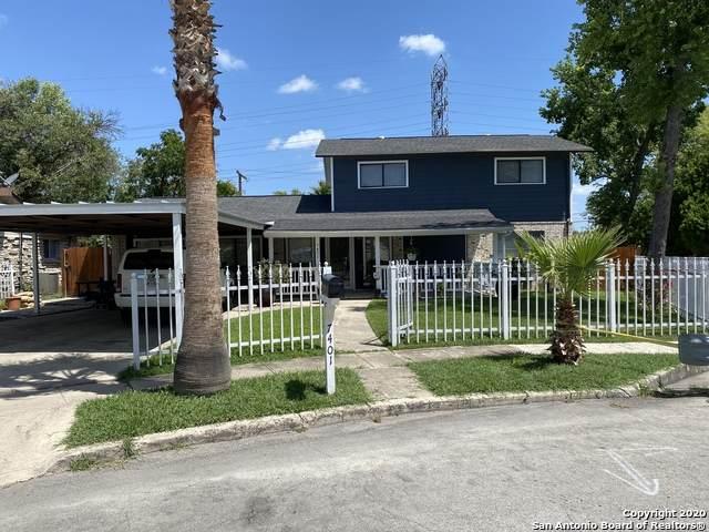 7401 Westville Dr, San Antonio, TX 78227 (MLS #1478375) :: The Gradiz Group