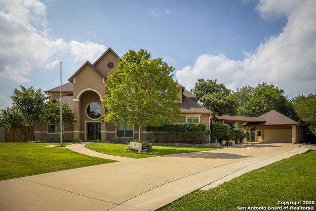 17 Horseshoe Ct, New Braunfels, TX 78132 (MLS #1481112) :: The Rise Property Group