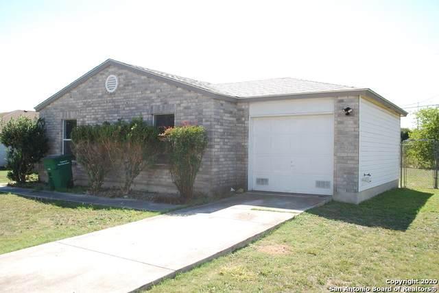 154 Baxter Ave, San Antonio, TX 78220 (MLS #1484406) :: The Gradiz Group