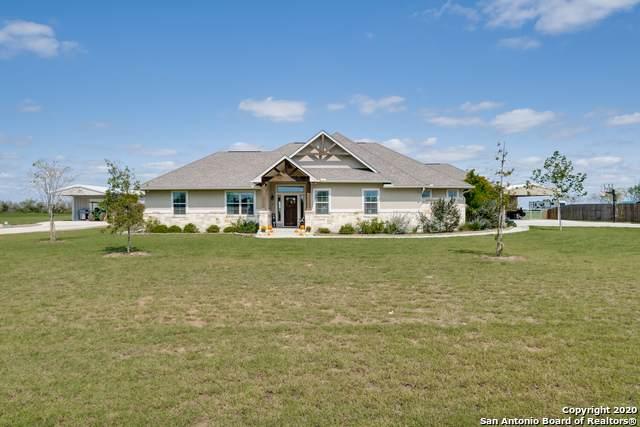 188 Gentle Breeze, Floresville, TX 78114 (MLS #1484743) :: Maverick