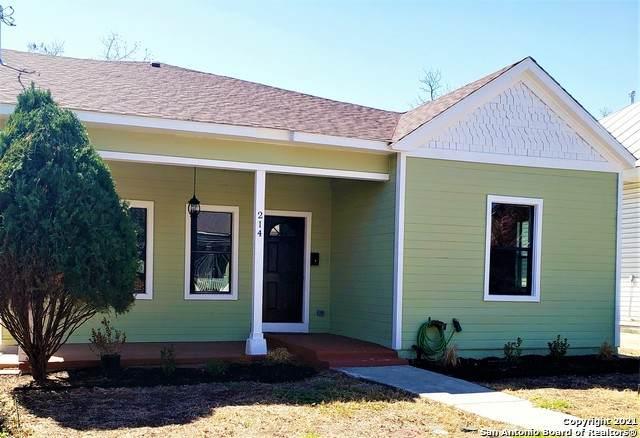 214 E Rische, San Antonio, TX 78204 (MLS #1485701) :: Concierge Realty of SA