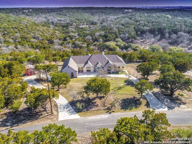 250 N Stoney Brook, Kerrville, TX 78028 (MLS #1486352) :: EXP Realty