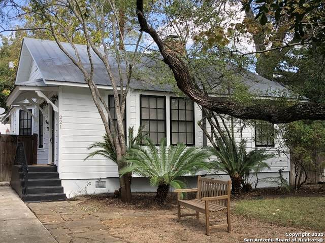 221 Redwood St, Alamo Heights, TX 78209 (MLS #1491117) :: The Heyl Group at Keller Williams