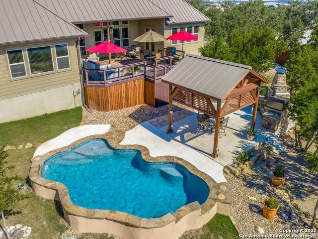 18611 Canyon View Pass, Helotes, TX 78203 (MLS #1492758) :: Neal & Neal Team