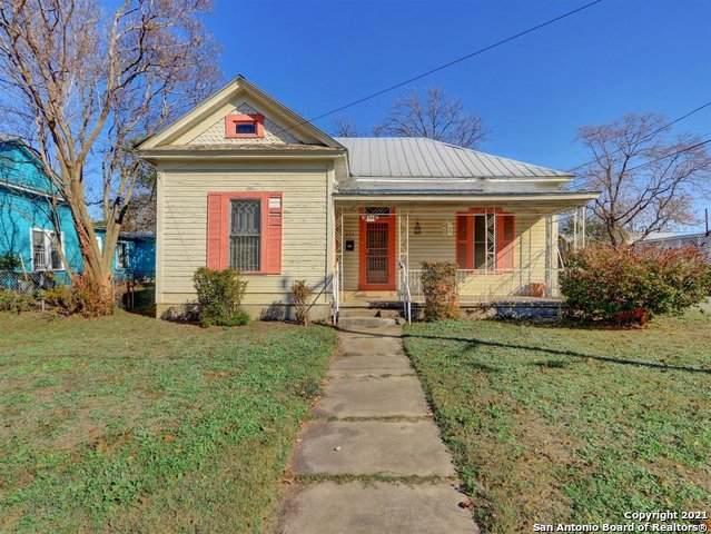 233 Delaware St, San Antonio, TX 78210 (MLS #1494080) :: Real Estate by Design
