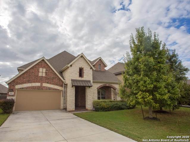 813 Alpino, Cibolo, TX 78108 (MLS #1496308) :: The Rise Property Group