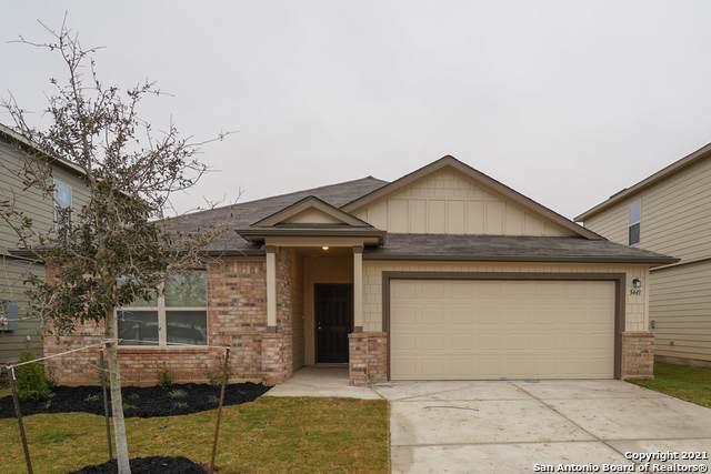 5443 Coral Valley, San Antonio, TX 78242 (MLS #1496572) :: Keller Williams City View