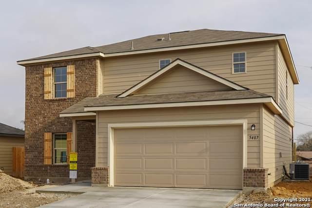 5407 Coral Valley, San Antonio, TX 78242 (MLS #1496579) :: Williams Realty & Ranches, LLC