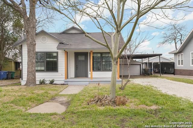 3228 W Ashby Pl, San Antonio, TX 78228 (MLS #1499333) :: Keller Williams City View
