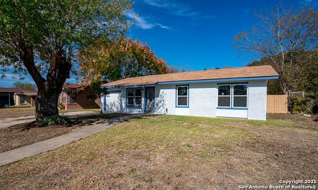 4911 Mary Diane Dr, San Antonio, TX 78220 (MLS #1499718) :: The Rise Property Group