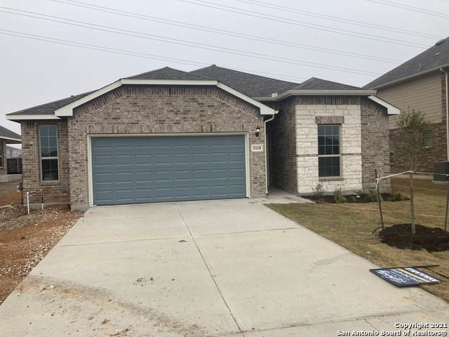 5118 Village Park, Schertz, TX 78124 (MLS #1500718) :: Concierge Realty of SA
