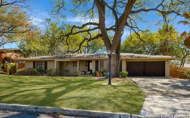 6810 Moss Oak Dr, San Antonio, TX 78229 (MLS #1507358) :: The Glover Homes & Land Group