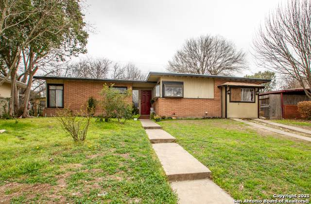 146 Cyril Dr, San Antonio, TX 78218 (MLS #1507859) :: The Gradiz Group