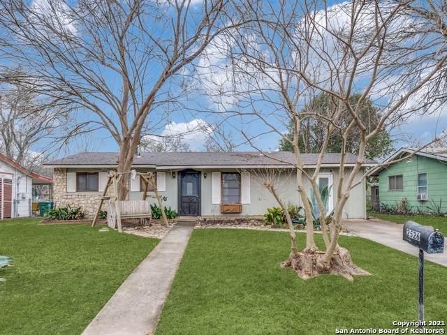 2526 Waterford, San Antonio, TX 78217 (MLS #1508506) :: Concierge Realty of SA