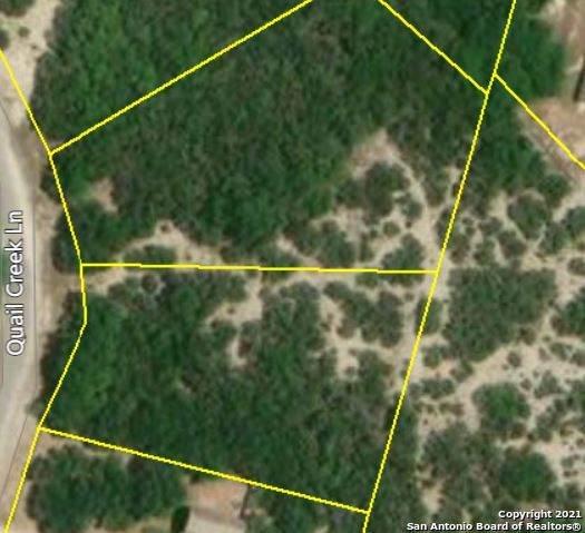 LOT 7 & 8 Quail Creek Ln, Lakehills, TX 78063 (MLS #1509230) :: The Rise Property Group