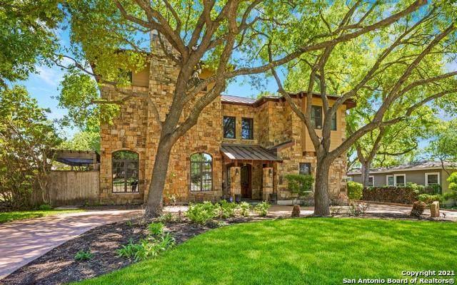 114 Morningside Dr, Terrell Hills, TX 78209 (MLS #1509690) :: Concierge Realty of SA