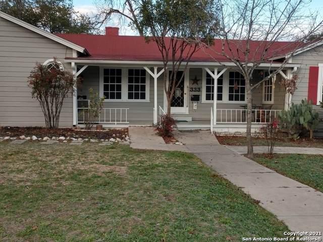333 Alexander Hamilton Dr, San Antonio, TX 78228 (MLS #1510722) :: Concierge Realty of SA