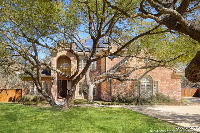 111 Limestone Oak, Shavano Park, TX 78230 (MLS #1511646) :: Keller Williams City View
