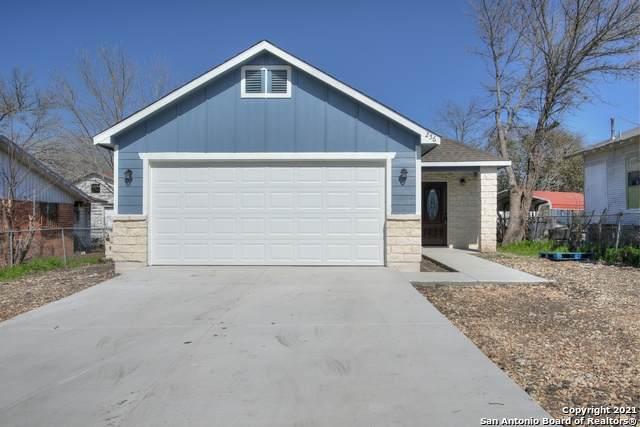 256 N Krueger Ave, New Braunfels, TX 78130 (MLS #1511863) :: Vivid Realty