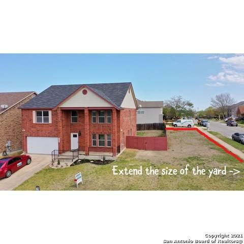 112 Springtree Field, Cibolo, TX 78108 (MLS #1514117) :: The Real Estate Jesus Team