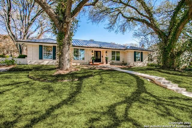 217 Ridgemont Ave, San Antonio, TX 78209 (MLS #1515617) :: Alexis Weigand Real Estate Group