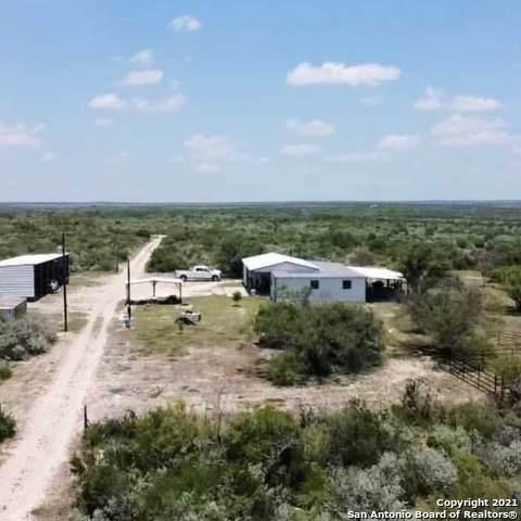 1382 Fritter Ln, Brackettville, TX 78832 (MLS #1516664) :: The Gradiz Group